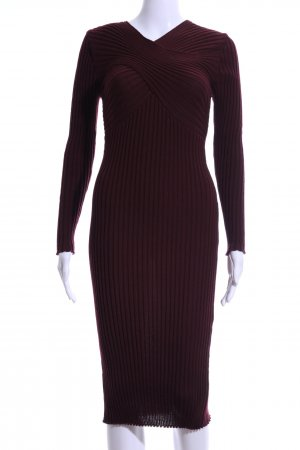 Ivy & Oak Tube Dress bordeaux casual look