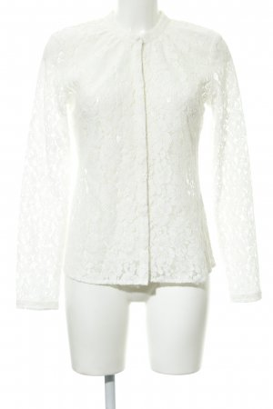 Ivy & Oak Spitzenbluse creme Blumenmuster Business-Look