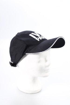 Ivy Park Basecap schwarz-weiß sportlicher Stil