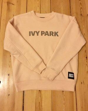 IVY PARK / Logo Sweatshirt Zartrosa / Flauschig / S
