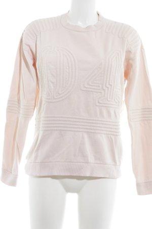 Ivy Park Rundhalspullover rosé sportlicher Stil