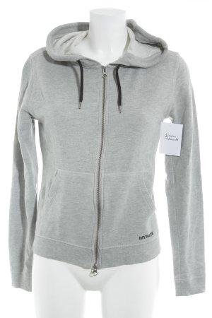Ivy Park Veste sweat gris clair style décontracté