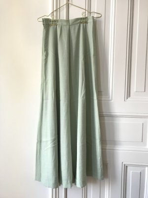 Ivy & Oak Maxi gonna verde pallido Viscosa