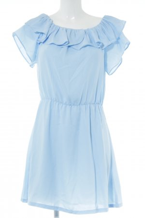 Ivyrevel Bandeaukleid blau Casual-Look