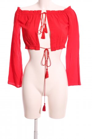 Ivyrevel Carmen Blouse red casual look