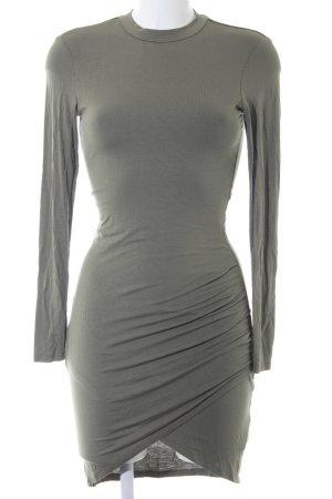 Ivyrevel Jerseykleid khaki Casual-Look