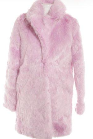 Ivyrevel Kunstfelljacke rosa extravaganter Stil