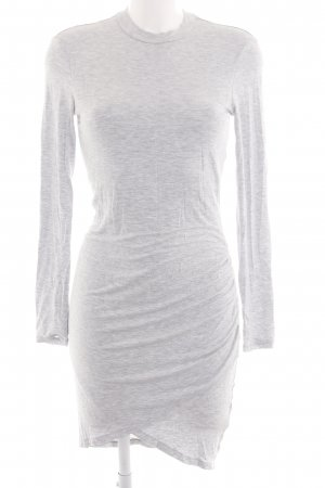 Ivyrevel Tube Dress light grey flecked casual look