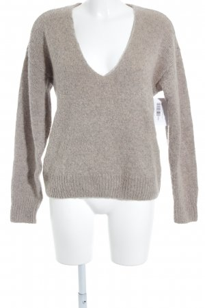 Ivyrevel Strickpullover beige-altrosa meliert Casual-Look