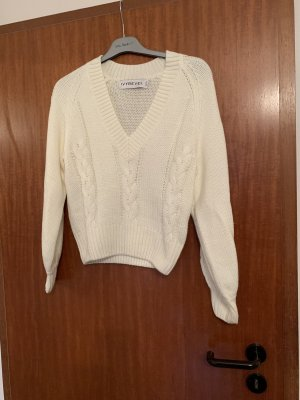 Ivyrevel Cable Sweater white-natural white