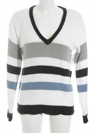 Ivyrevel Strickpullover Streifenmuster Casual-Look