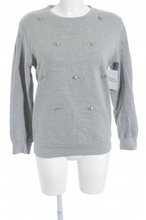 Ivyrevel Sweatshirt hellgrau Casual-Look