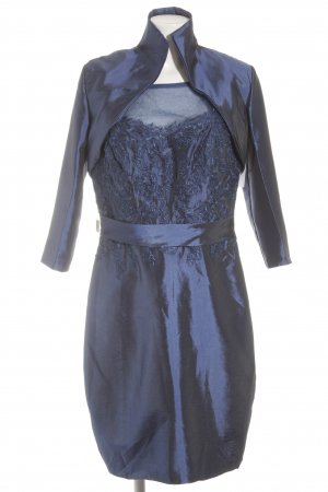 IZIDRESS Damespak donkerblauw elegant