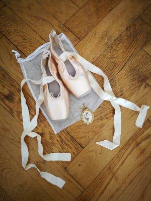 Bloch Ballerinas with Toecap pink-light pink