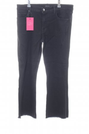 J brand 3/4-jeans zwart casual uitstraling