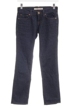 J brand Jeans a 7/8 blu stile casual