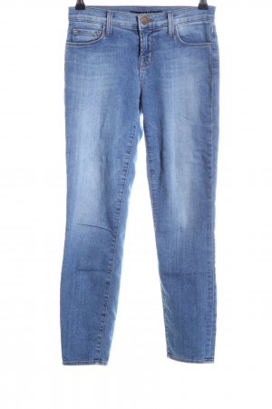 J brand 7/8-jeans blauw casual uitstraling