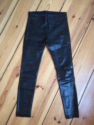 J BRAND beschichtete Skinny-Jeans aus elastischem Stoff - W28