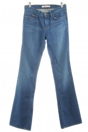 J brand Boot Cut Jeans blue jeans look