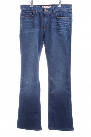 J brand Boot Cut Jeans blue casual look