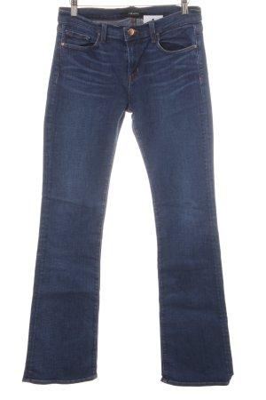 J brand Boot Cut Jeans dunkelblau schlichter Stil