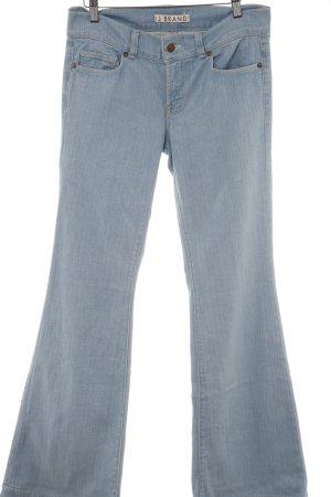 J brand Jeans bootcut bleu azur style campagnard