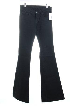 "J brand Boot Cut Jeans ""Lovestory"" schwarz"