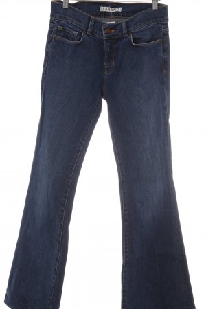J brand Boot Cut Jeans stahlblau Country-Look