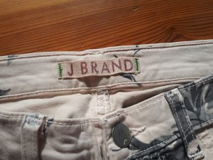 J brand Boyfriend Trousers grey-pink