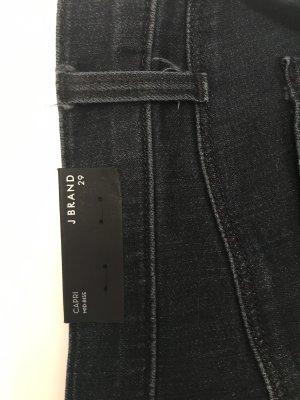 J brand Jeans a 7/8 nero-blu scuro