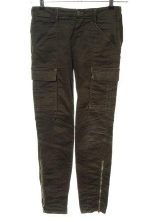 J brand Pantalone cargo cachi stile casual