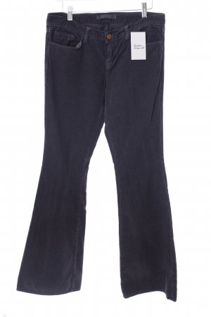 J brand Cordhose anthrazit Casual-Look