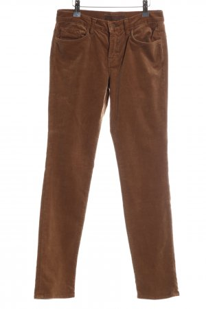 J brand Cordhose camel Casual-Look