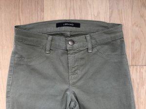 J brand Pantalon 7/8 kaki