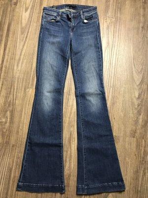 J brand Jeans bootcut bleu