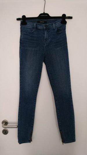 J Brand high rise skinny Jeans