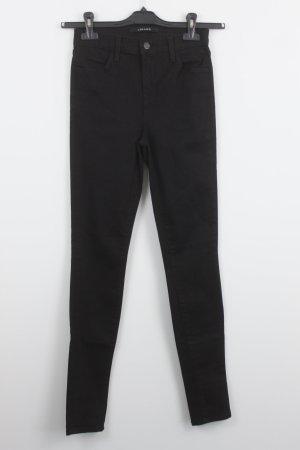 J Brand Hose High Waist Jeans Gr. 26 schwarz (18/7/218/MF/R)