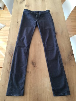 J Brand Hose, Jeans in dunkelgrau W 27