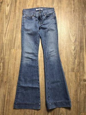 J brand Jeans bootcut bleu clair