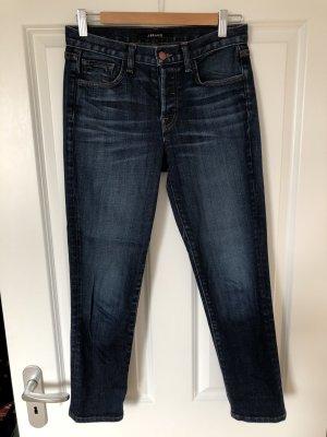 J brand Jeans a 7/8 blu scuro