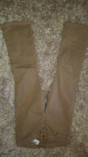 J brand Jeans 3/4 brun sable