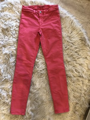 J Brand Jeans Pink Rot