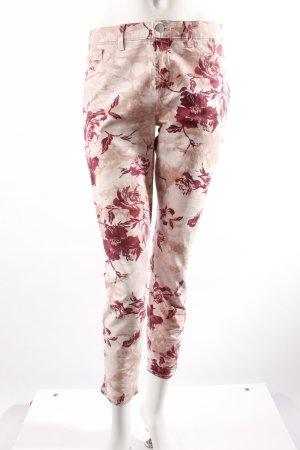 J Brand Jeans rosa geblümt