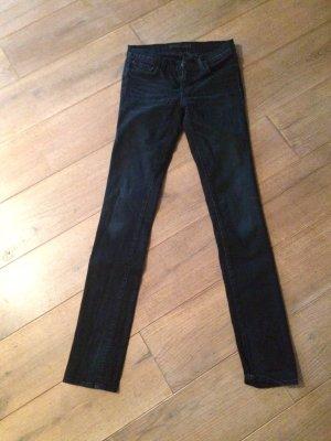 "J. Brand Jeans schwarz ""oil slick""Gr. 27"