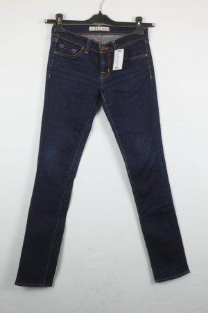 J Brand Jeans Straight Leg Gr. 25 dunkelblau