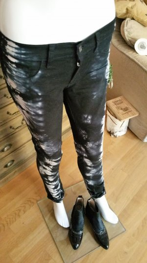 J Brand LOW Rise Pencil Leg Batik Jeans Limited Jades NP 289 € W 28 Cotton Lycra