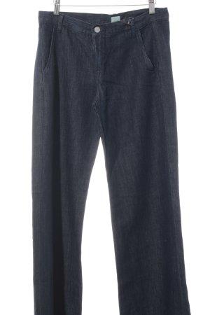 J brand Marlene jeans donkerblauw straat-mode uitstraling