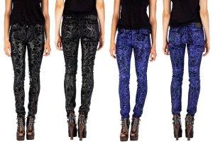 J Brand / Proenza Schoulder Skinny Jeans schwarz NP ca. 700,-€ !!