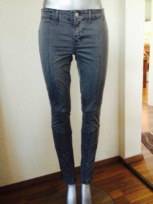 J brand Leggings gris antracita Algodón