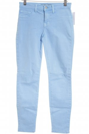 J brand Drainpipe Trousers neon blue street-fashion look